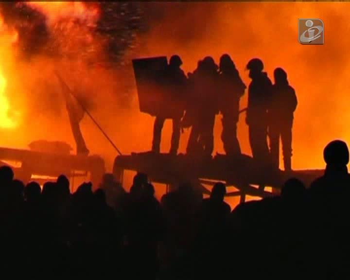 Ucrânia: manifestantes não dão tréguas