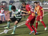 Sporting Covilhã vs Rio Ave (LUSA)