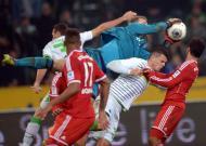 Bayern ganha, Leverkusen perde e Dortmund empata no regresso da Bundesliga