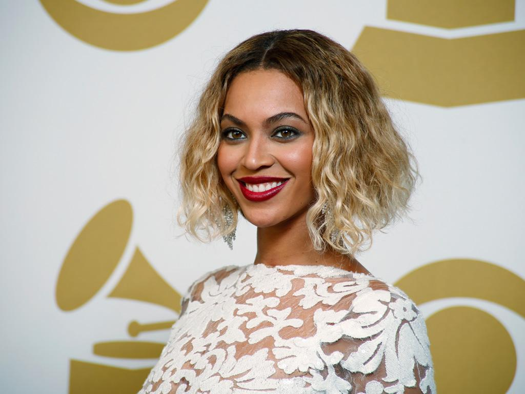 Beyoncé na 56ª gala dos Grammy Awards (Reuters)