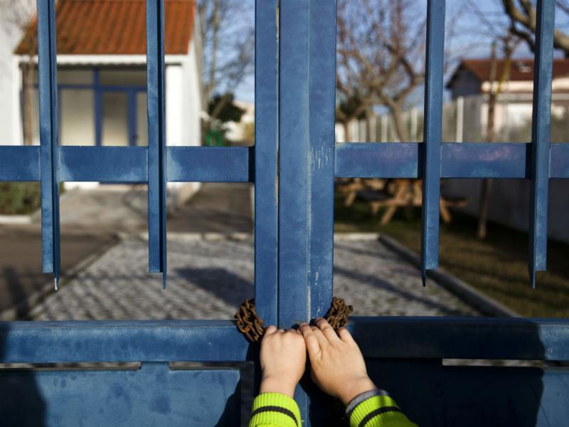 Escola fechada (Lusa)