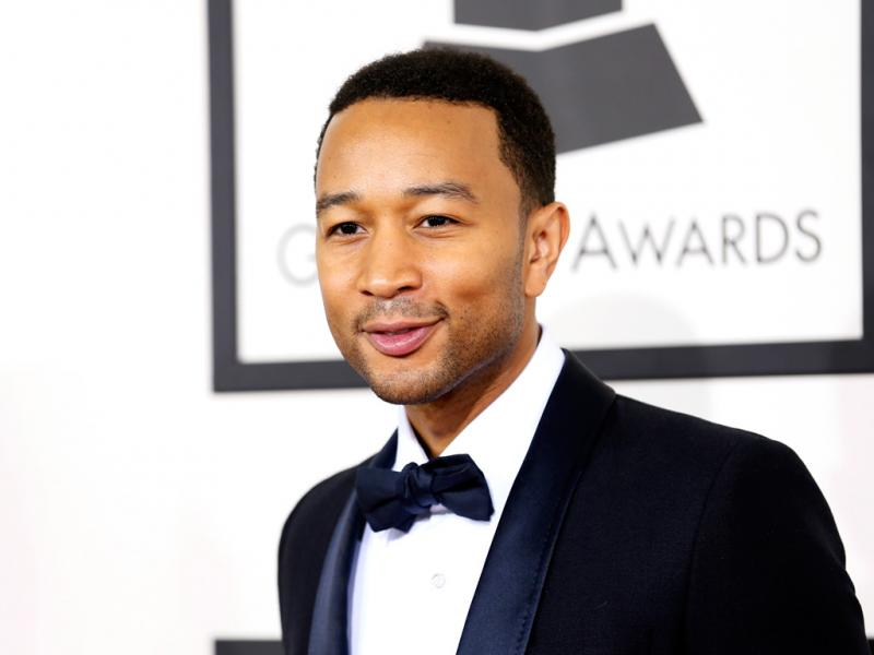 John Legend na 56ª gala dos Grammy Awards (Reuters)