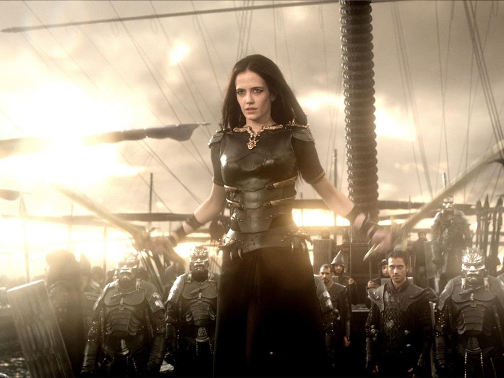 Eva Green em «300 - O Início de um Império»