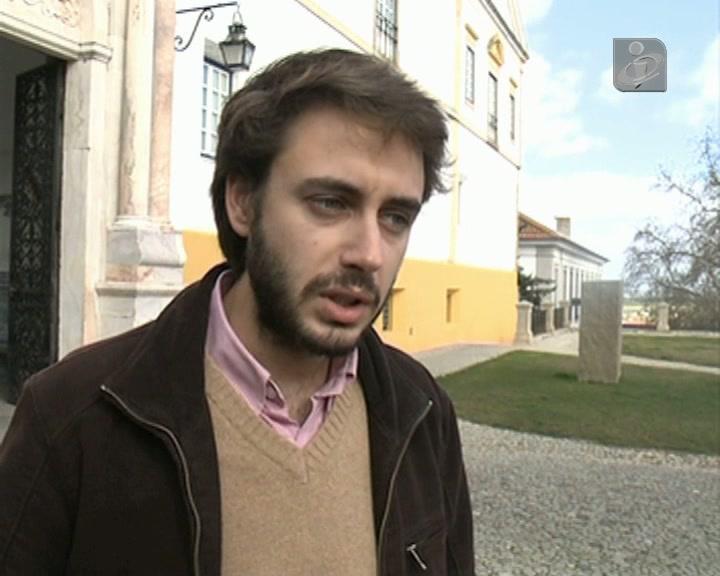 Presidente da Associação Académica da Universidade de Évora, Luís Pardal