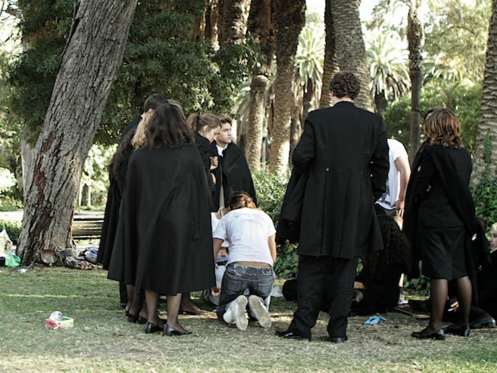 Praxe em Lisboa 2010 (foto: Manuel Lino)