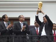 Taça do Mundo de visita ao Equador