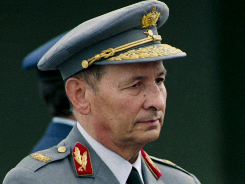 General Soares Carneiro (Lusa)