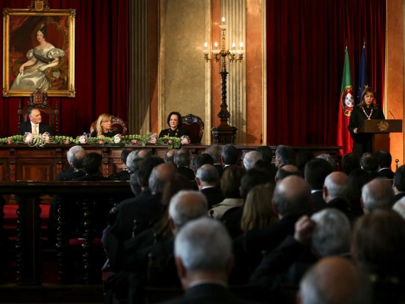 Abertura do Ano Judicial 2014 (LUSA)