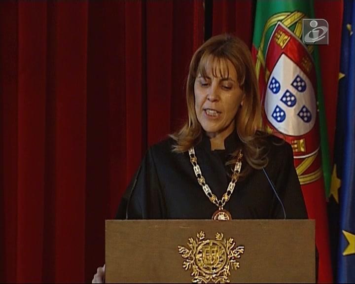 Elina Fraga, Bastonária da Ordem dos Advogados