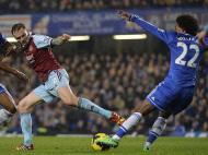 Chelsea vs West Ham United (REUTERS)