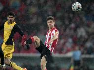 Atlético de Madrid vs Atlético de Bilbao (EPA)