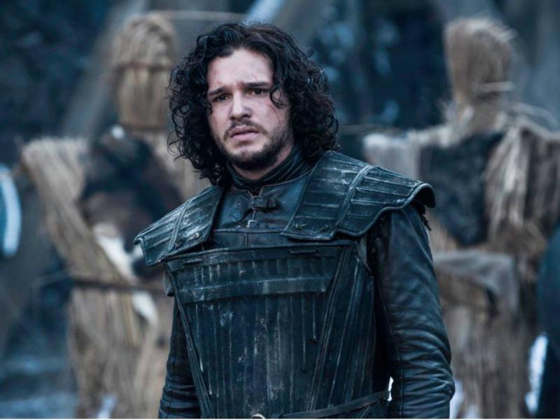 Jon Snow - «Guerra dos Tronos» [Facebook]
