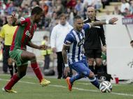 Marítimo vs FC Porto (LUSA)