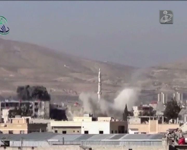 Pelo menos 80 mortos em ataque aéreo na Síria
