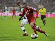 Bayern Munique vs Eintracht Frankfurt (REUTERS)
