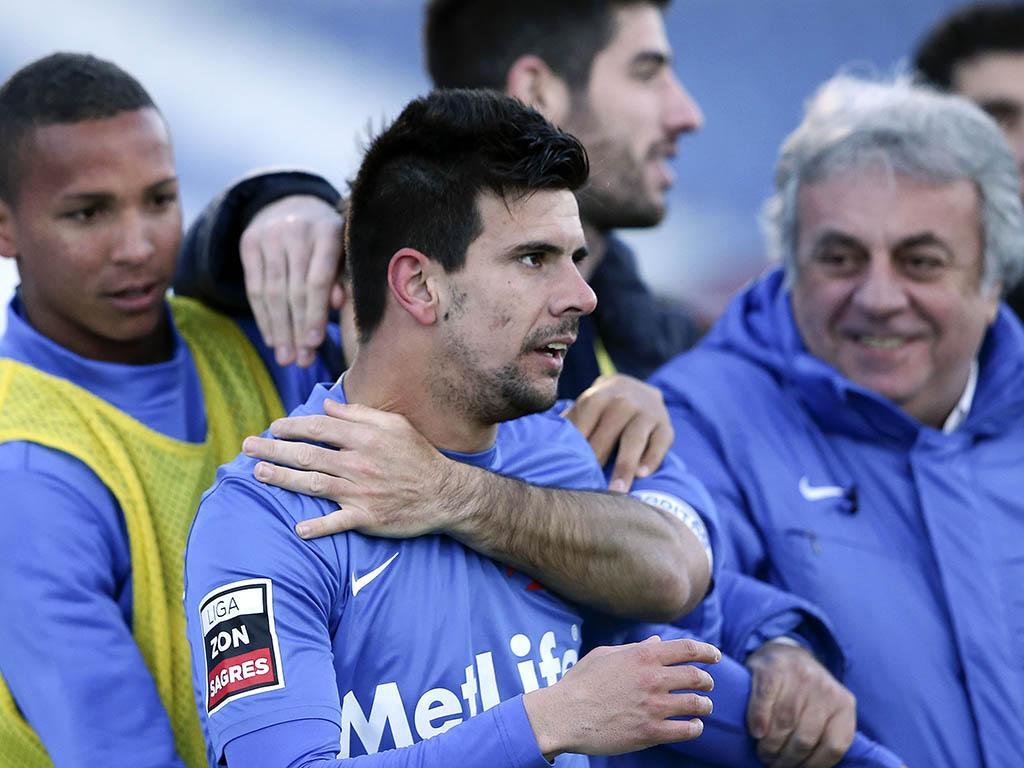 Belenenses vs Sp. Braga (LUSA)