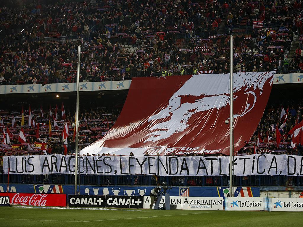 Atlético Madrid vs Real Sociedad (REUTERS)