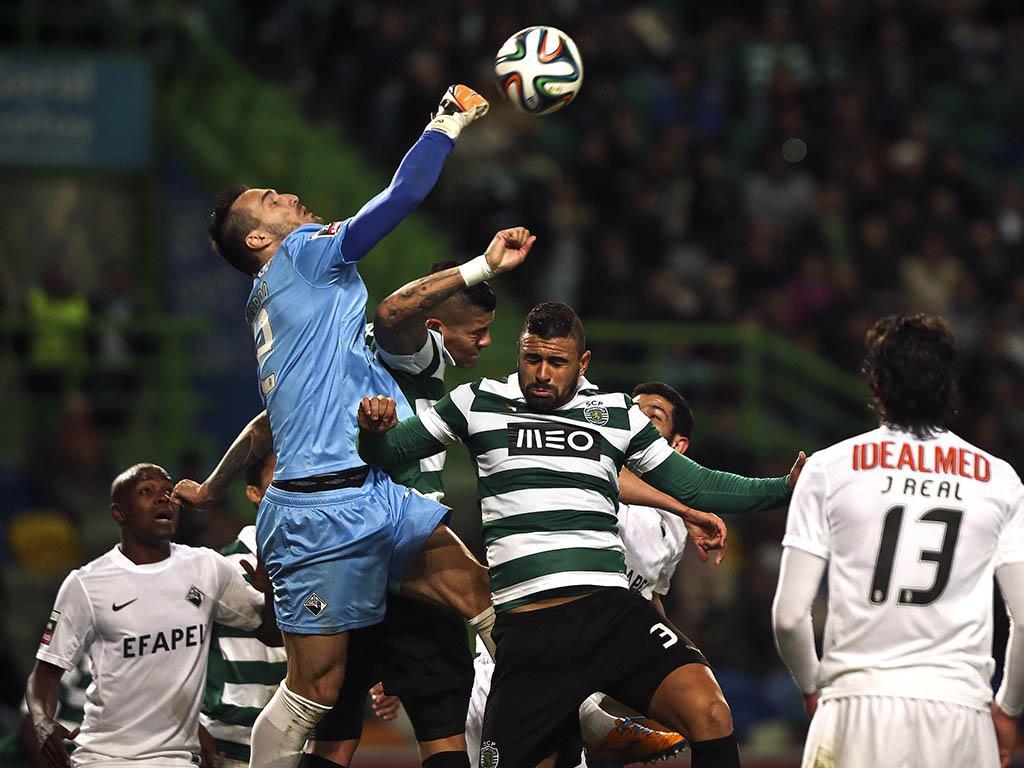 Sporting vs Académica (LUSA)