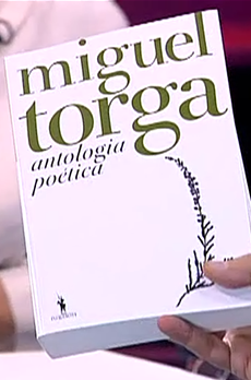 Os livros de Marcelo Rebelo de Sousa «Miguel Torga - Antologia poética»