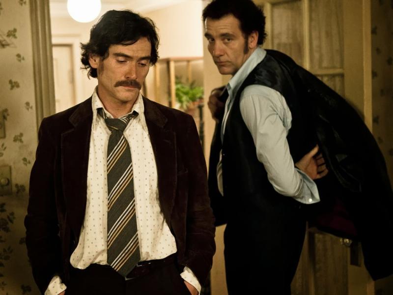 Billy Crudup e Clive Owen em «Laços de Sangue»