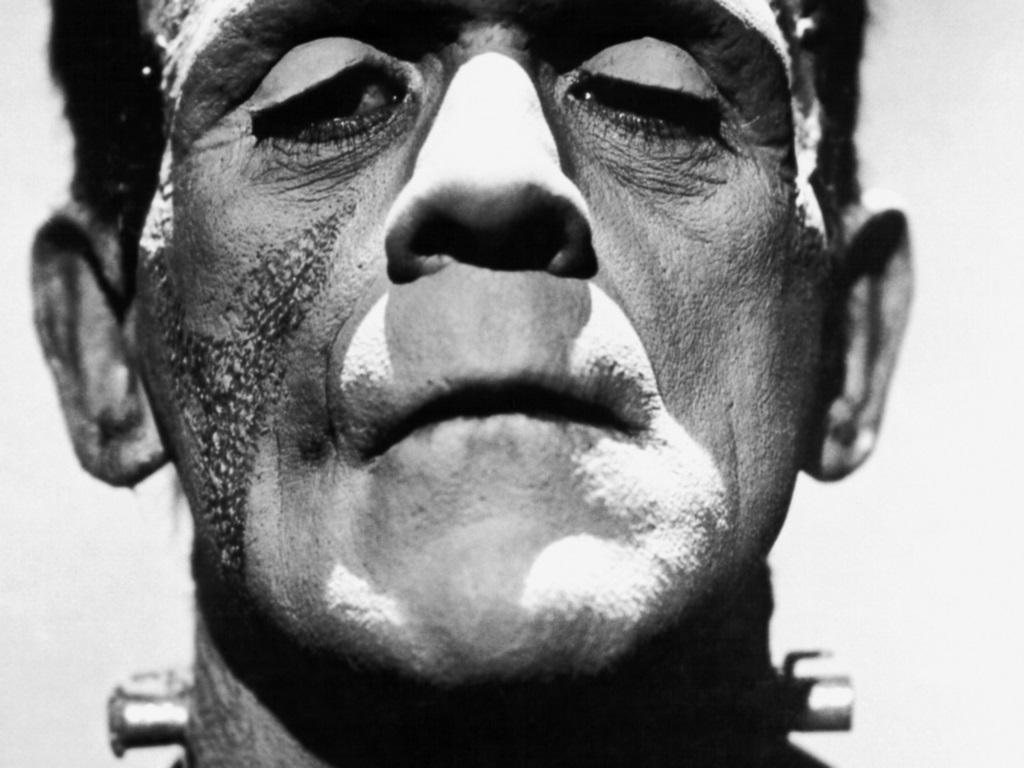 Boris Karloff, o clássico Frankenstein
