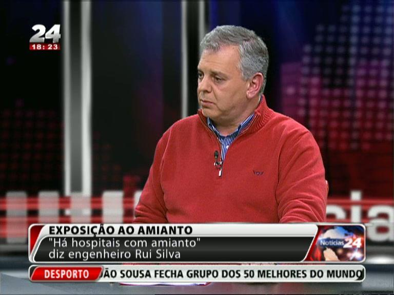 Rui Silva, técnico consultor de amianto