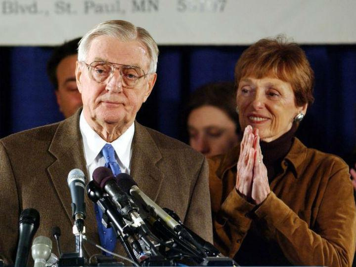 Joan Adams Mondale [Reuters]