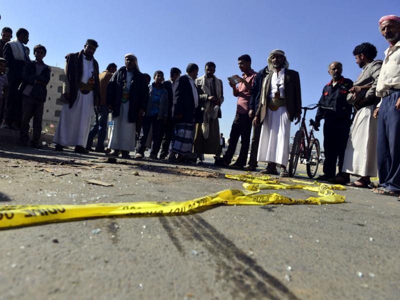 Atentado no Iémen (EPA/YAHYA ARHAB)