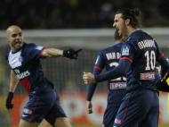 Nantes-Paris Saint-Germain (Reuters)