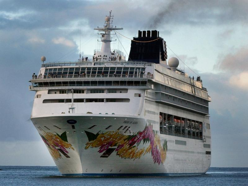 Navio de cruzeiro (REUTERS)