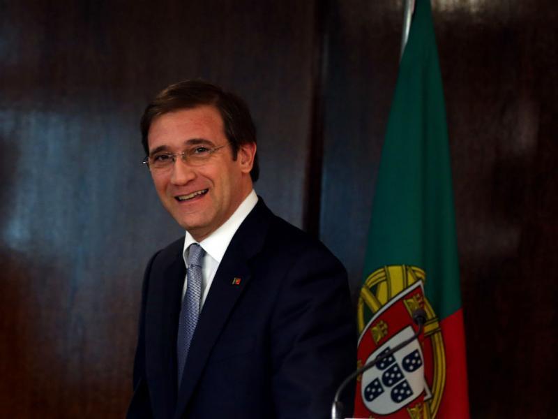 Passos Coelho (Tiago Petinga/Lusa)