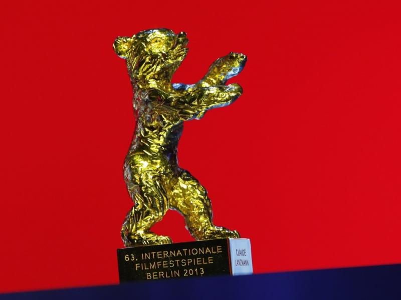 O Urso de Ouro, o prémio máximo da Berlinale (Reuters)