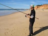 CCP Cavaquense - André bento, pesca desportiva de mar