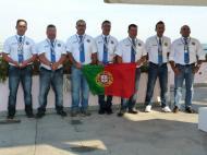 CCP Cavaquense - Cláudio Cristóvão na seleção nacional de pesca desportiva de alto mar