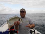 CCP Cavaquense - Um troféu do dia na pesca de alto mar