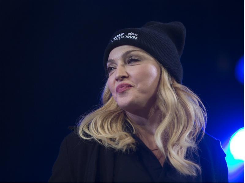 Madonna - Concerto da Amnistia Internacional [Reuters]
