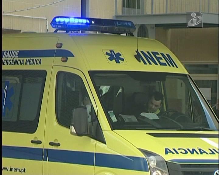 74 mil pessoas ficaram sem ambulância durante 10 horas