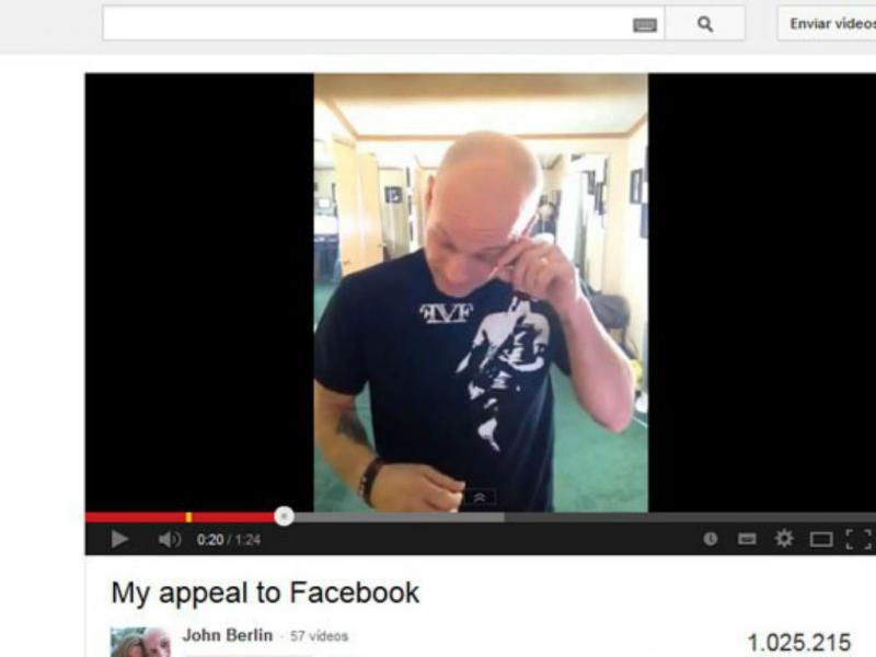 Pai perde filho e pede ao Facebook para fazer «Look Back» (Reprodução YouTube)
