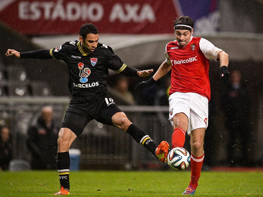 Sp. Braga vs Gil Vicente (LUSA)