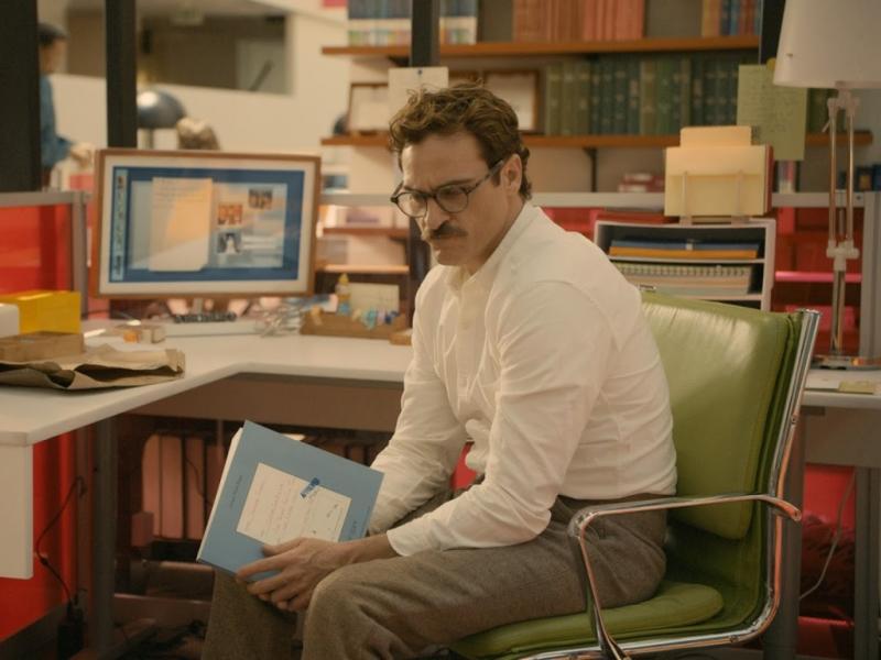 Joaquin Phoenix em «Uma História de Amor»