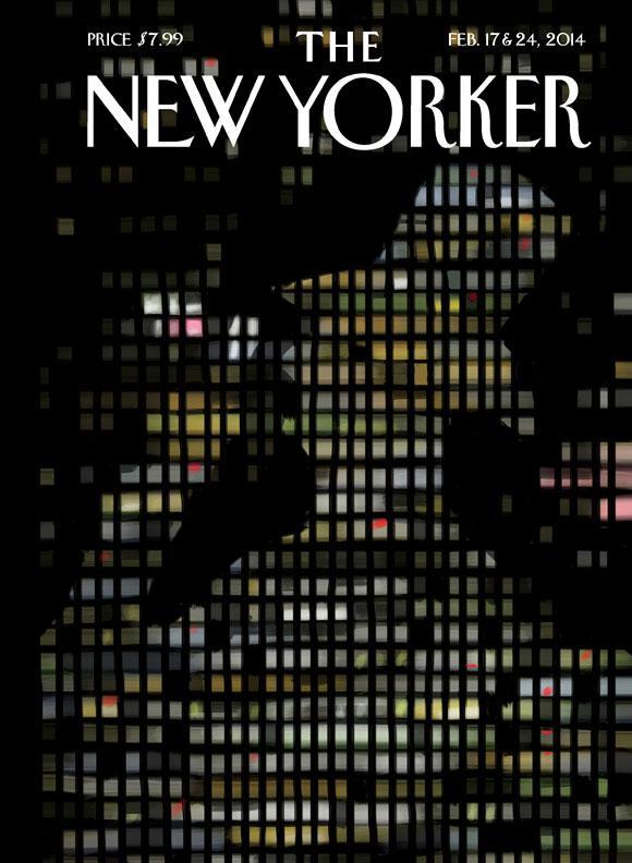 Ilustrador português assina capa de aniversário da revista New Yorker