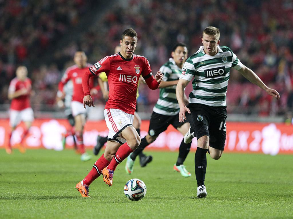 Benfica vs Sporting (LUSA)