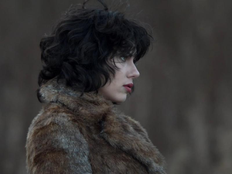 Scarlett Johansson em «Under The Skin»