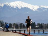 Sol nos Jogos Olímpicos de Inverno