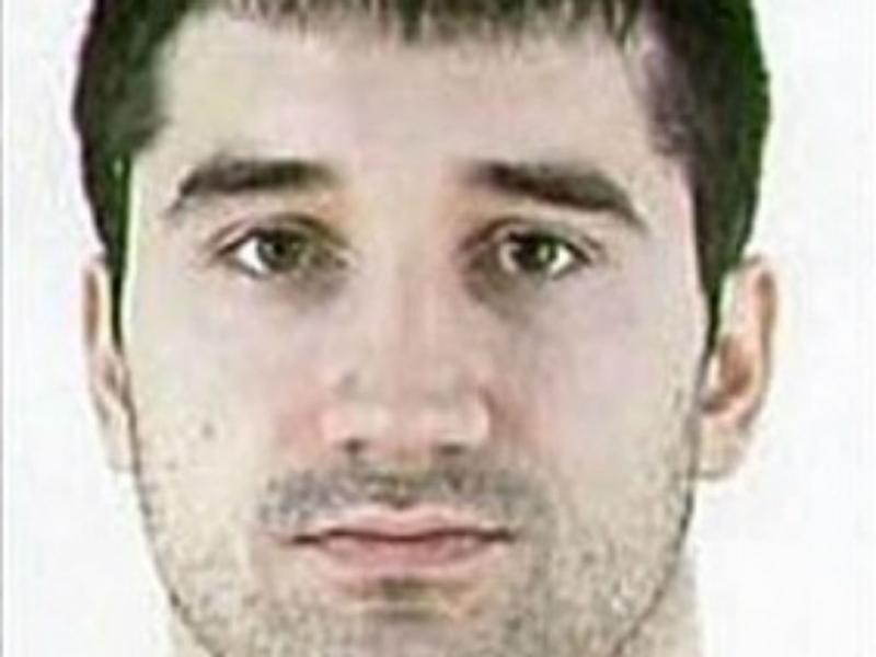 Borko Ilincic, uma das «Panteras Cor-de-Rosa» (INTERPOL)