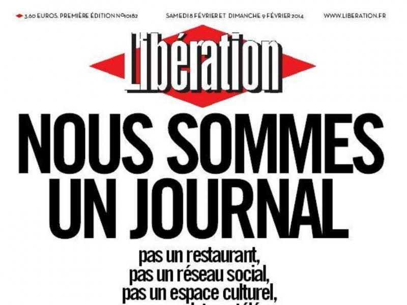 «Libération» [DR]
