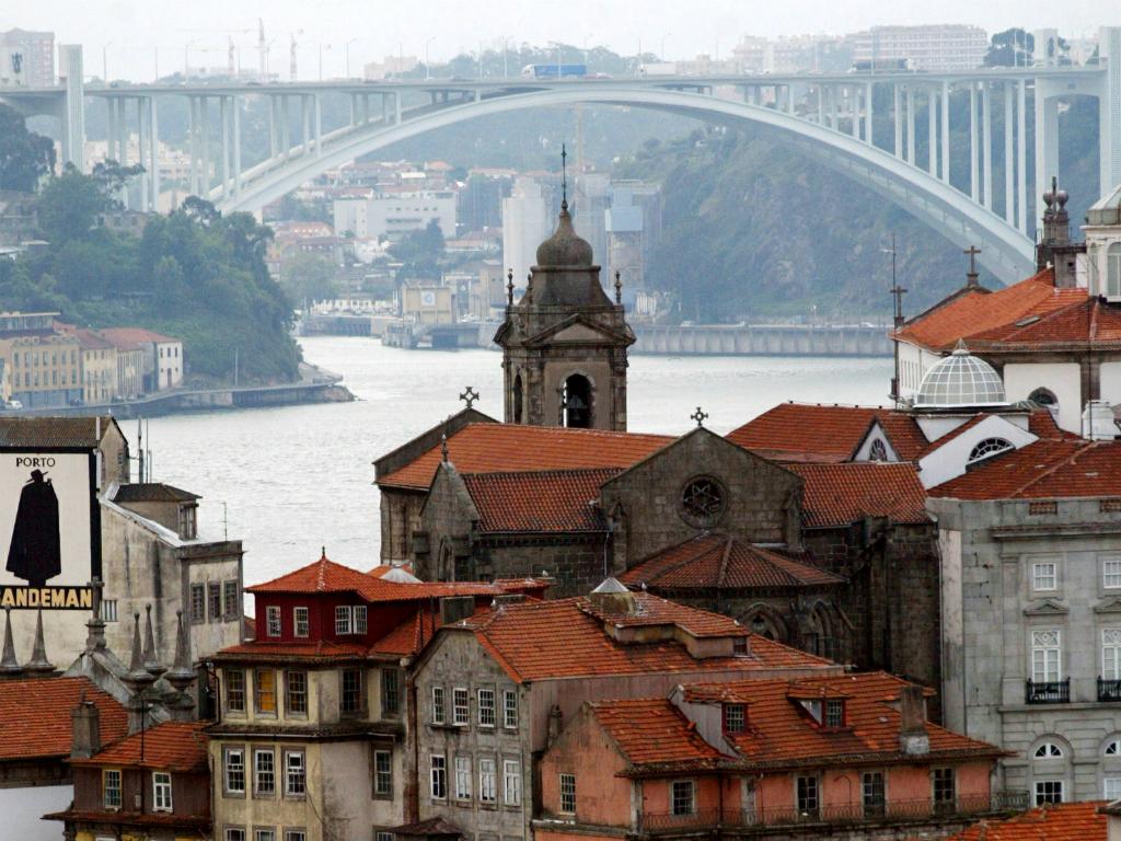 Cidade do Porto (Reuters)