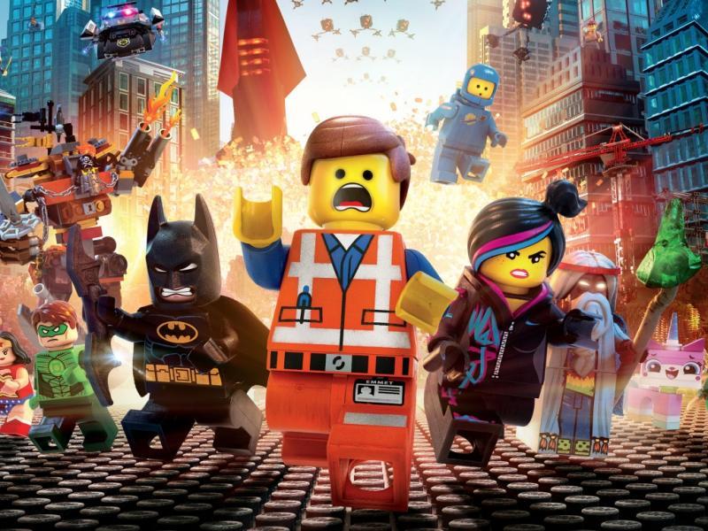 «O Filme Lego»