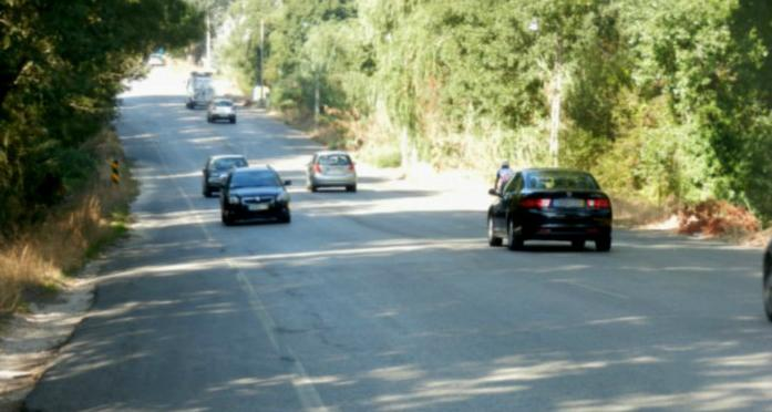 Estradas nacionais registam maior numero de acidentes