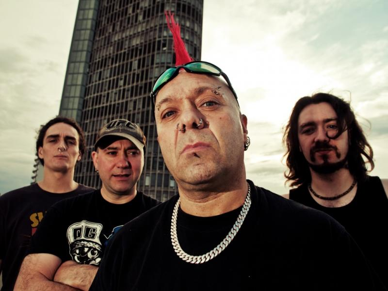 The Exploited (foto: Mateus Mondini)